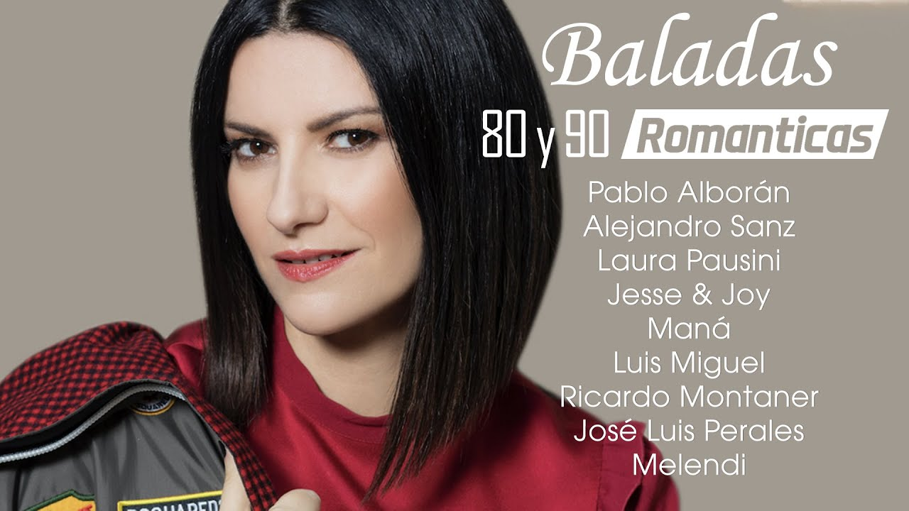 Romantic Ballads From The 80s And 90s In Spanish 💘💘💘 Old But Beautiful Romantic 💘 Romantic Music