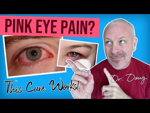Pink Eye Cure!