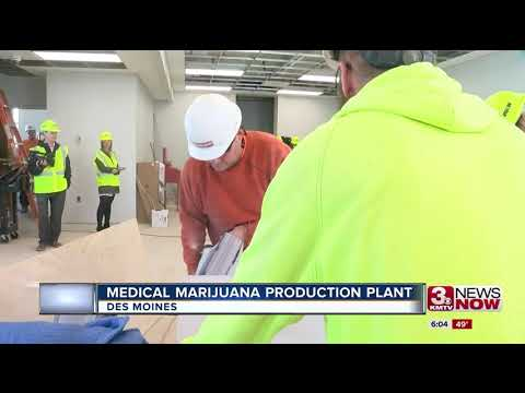 Inside Iowa's only medical cannabis facility