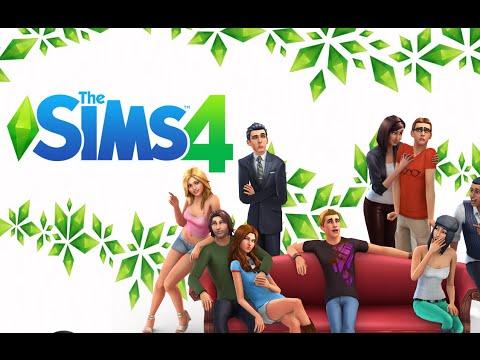 The Sims 4 configurando a camera