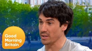 Joshua Patterson's World Record Attempt | Good Morning Britain