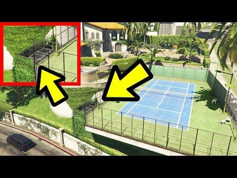Have You Seen Michael's HIDDEN Base in GTA 5?