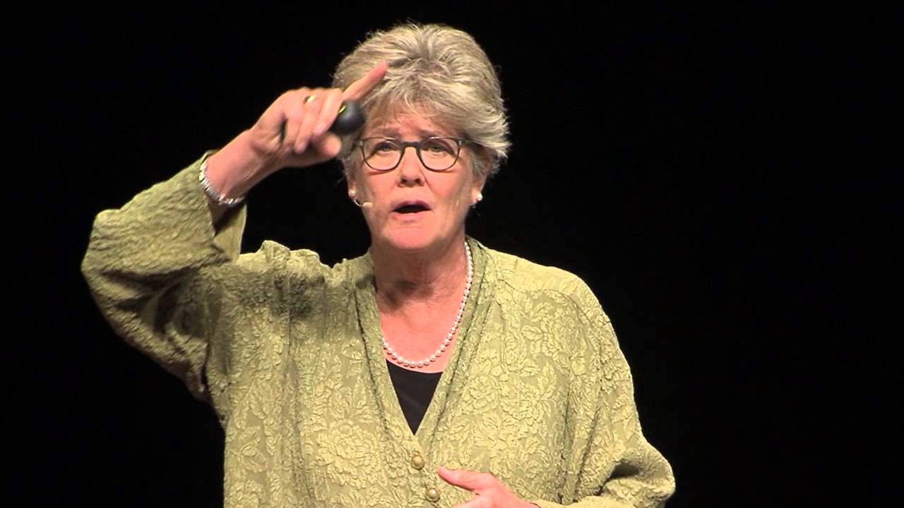 How I met God in a McDonald's | Tracey Lind | TEDxClevelandStateUniversity