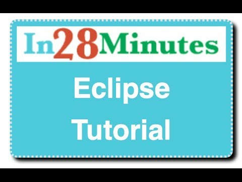 Eclipse Java Tutorial 5 - Perspectives