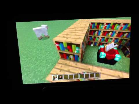 Minecraft How to use enchantment table(Xbox 360)