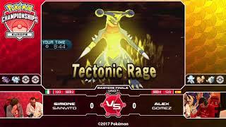 2017 Pokémon European International Championships: VG Masters Finals