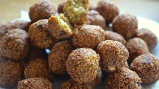 وصفة الفلافل بالحمص ساهل و بسيط و اقتصادي المطبخ العربي