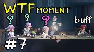 Funny WTF Moments Ep.7 Gameplay Identity V