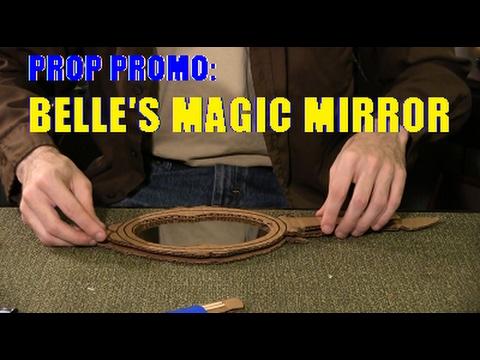 Prop Promo: Belle's Magic Mirror