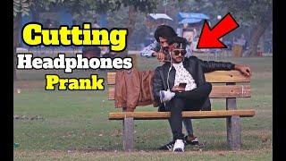 Cutting Headphones Prank - Pranks in Pakistan - LahoriFied