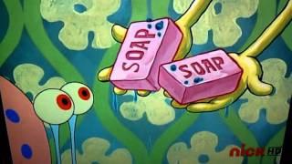 Spongebob Squarepants a potty-mouth?