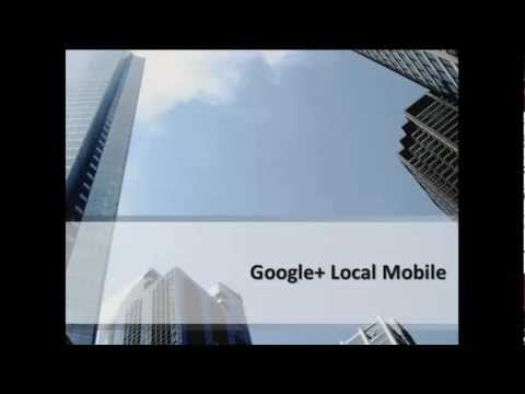 Google Plus Local Mobile Search, is your business taking advantage with Mobile By Design