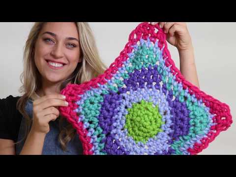 Bouquet Theme Pack: Crochet a Big Flower with London Kaye