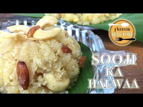 How To Make Sooji Ka Halwaa | Prasadacha Sheera | SatyaNarayan Prasad Recipe