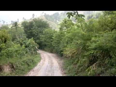 Semuc Champey to Lanquin road, Guatemala
