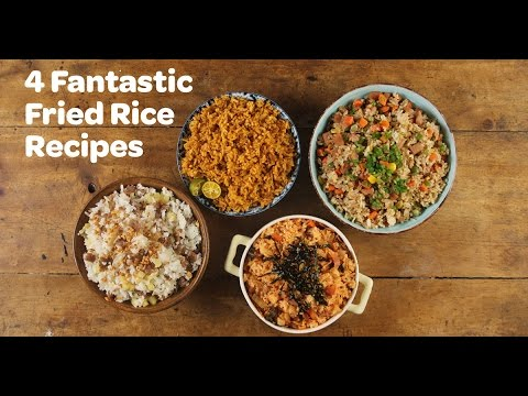 4 Fantastic Fried Rice Recipes | Yummy Ph