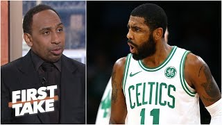 Stephen A. picks Celtics to win the East | First Take