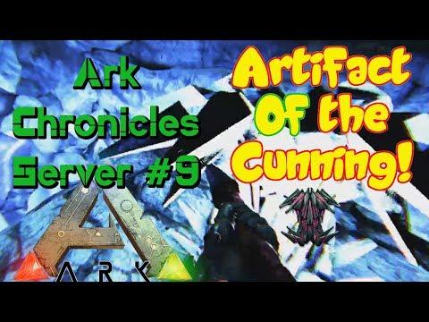 Ark Chronicles Server #9 - Thank Goodness for Plesiosaurs!