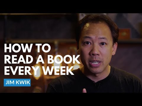 You Can Read A Book Every Week — Here Is How | Jim Kwik