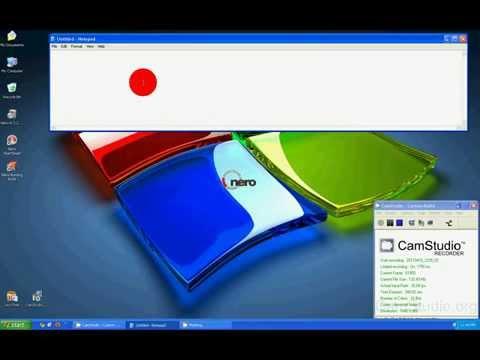audio cd burning tutorial using nero 8