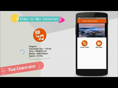Video to Mp3 Converter - Android App