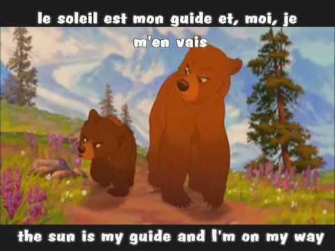 I'm On My Way (French) w/ subs & translation