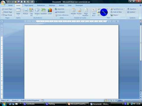 How to: Get the old word art back on Office 2007