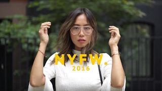 New York Fashion Week | Song of Style