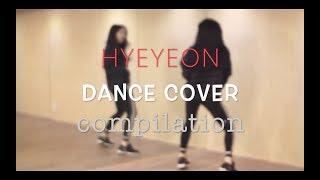 Gugudan Hyeyeon (구구단 혜연) Dance Cover Compilation
