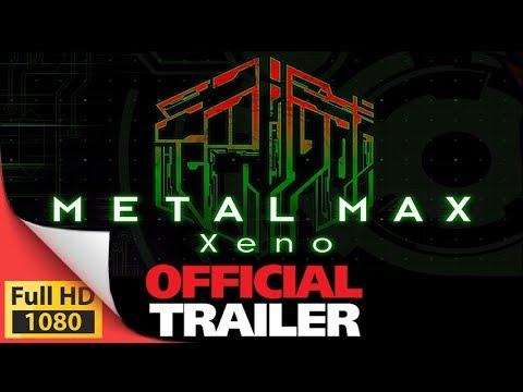 Metal Max Xeno gameplay - PS4