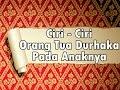 Download Video Ciri - Ciri Orang Tua Durhaka Pada Anaknya - Ustadz Fatahillah Abrrar, M. Si 3GP MP4 FLV
