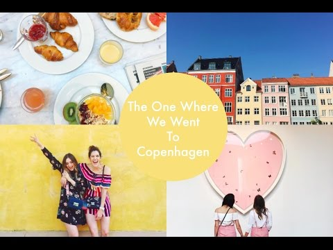 The One Where We Went To Copenhagen! | VLOG | What Olivia Did