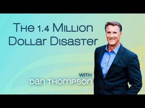 1.4 Million Dollar Disaster - 401k Taxes and Retirement Income – Dave Ramsey Millionaire Hour Fail