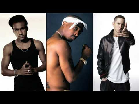 2Pac ft Eminem & Hopsin - One day at a time (Ssj∞Remix)