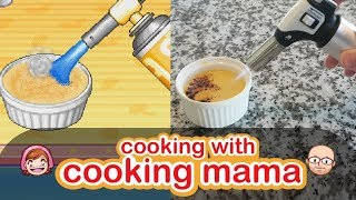 Download Crème Brûlée | Cooking with Cooking Mama! Video
