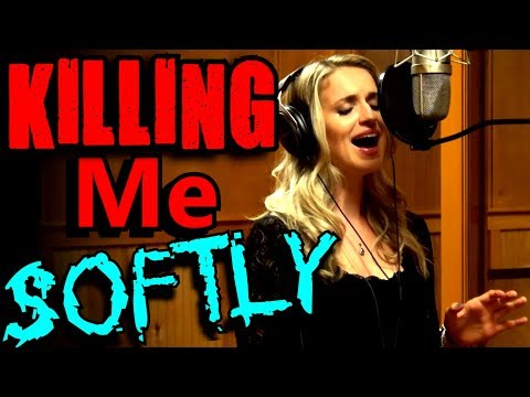 Killing Me Softly - Gabriela Gunčíková - Lauryn Hill - Fugees - cover - Ken Tamplin Vocal Academy