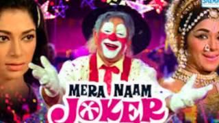 Jaane Kahan Gaye Woh Din - Raj Kapoor - Mera Naam Joker -  {HD} - Mukesh