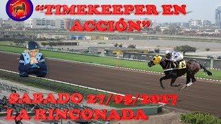 """""""TIMEKEEPER EN ACCIÓN"""" SABADO 27 de MAYO LA RINCONADA"""