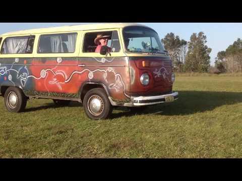 VW KOMBI FESTIVAL OLD BAR AUSTRALIA 2014
