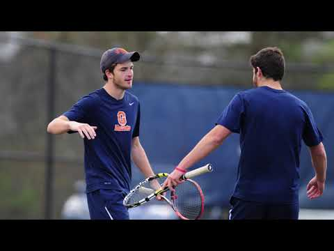 2018 Gettysburg College Men's Tennis Spring Preview