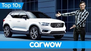 New Volvo XC40 SUV 2018 - not quite what you'd expect? | Top 10s
