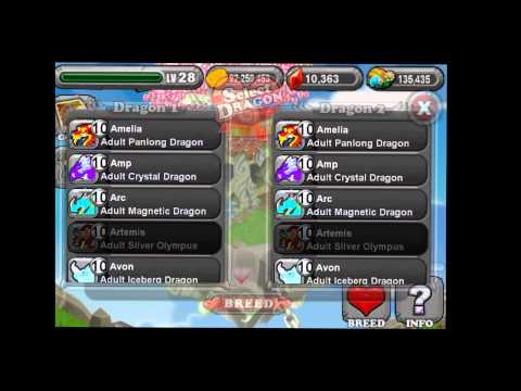 How to get the Blue Moon Dragon in Dragonvale