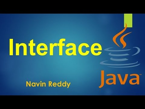 #7.1 Java Tutorial | Interface | Why and What?