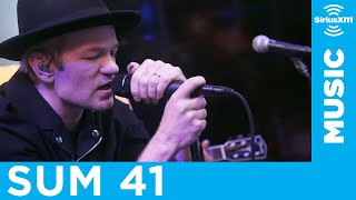 Sum 41 - Out For Blood [Live @ SiriusXM]