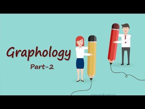 *Graphology* - Part II