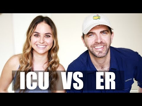 ICU NURSES vs ER NURSES