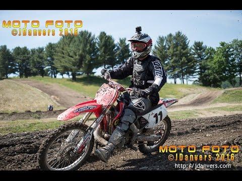 Broome Tioga MX - 250 Beginner - Moto 1 - 6/26/2016