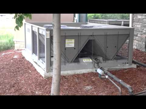 Raise Sunken Air Conditioner Pad Denver (After)
