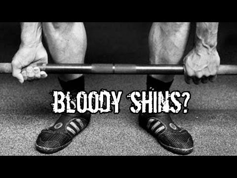 How To Prevent Bloody Shins During Deadlift