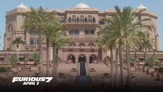 Furious 7 - Featurette: Abu Dhabi (HD)